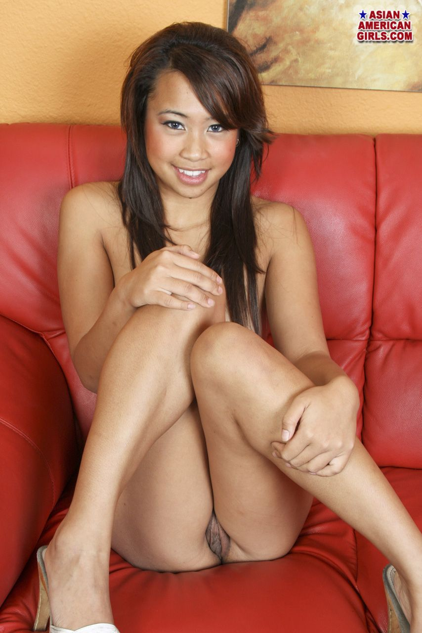 Hot naked asian american babes